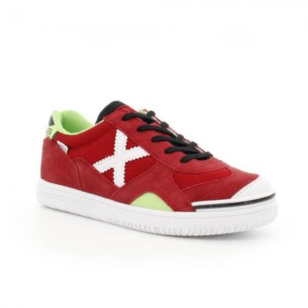 Zapatillas Munich Gresca Rojo