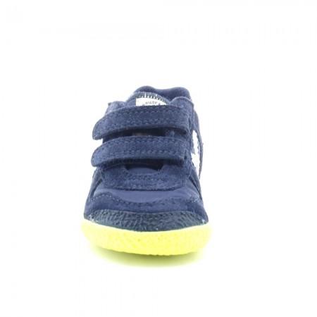 Zapatillas Munich Baby Goal Azul-Verde