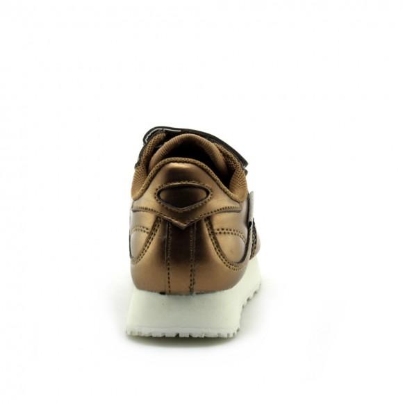 Zapatillas Munich Mini Massana Dorado Vco