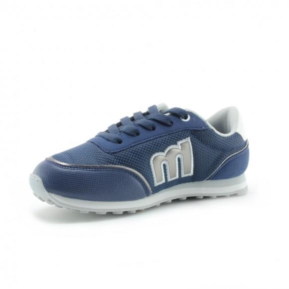 Zapatillas Mustang 83599 Azul c
