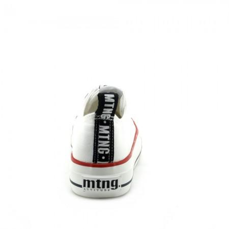 Zapatillas Mustang 81195 Blanco