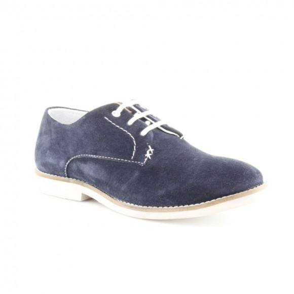 Zapato ceremonia Mustang 47755 Azul