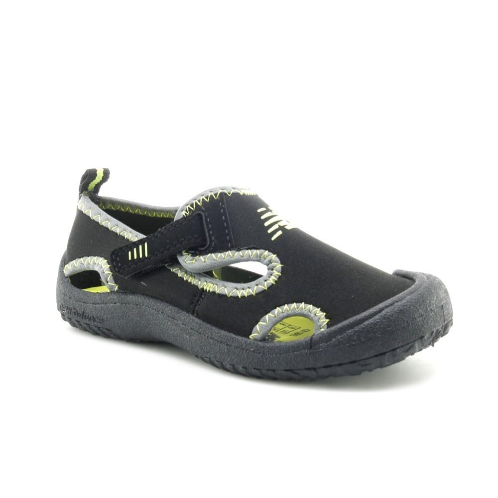 Sandalias de agua N.Balance K2013 Negro-Verde
