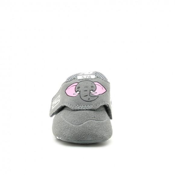 Peuques New Balance 574 Zoo Elefante