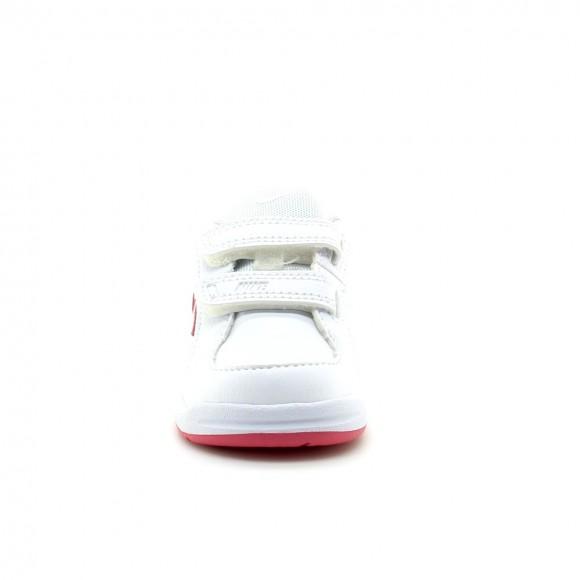 Nike Pico 4 Blanco-Rosa