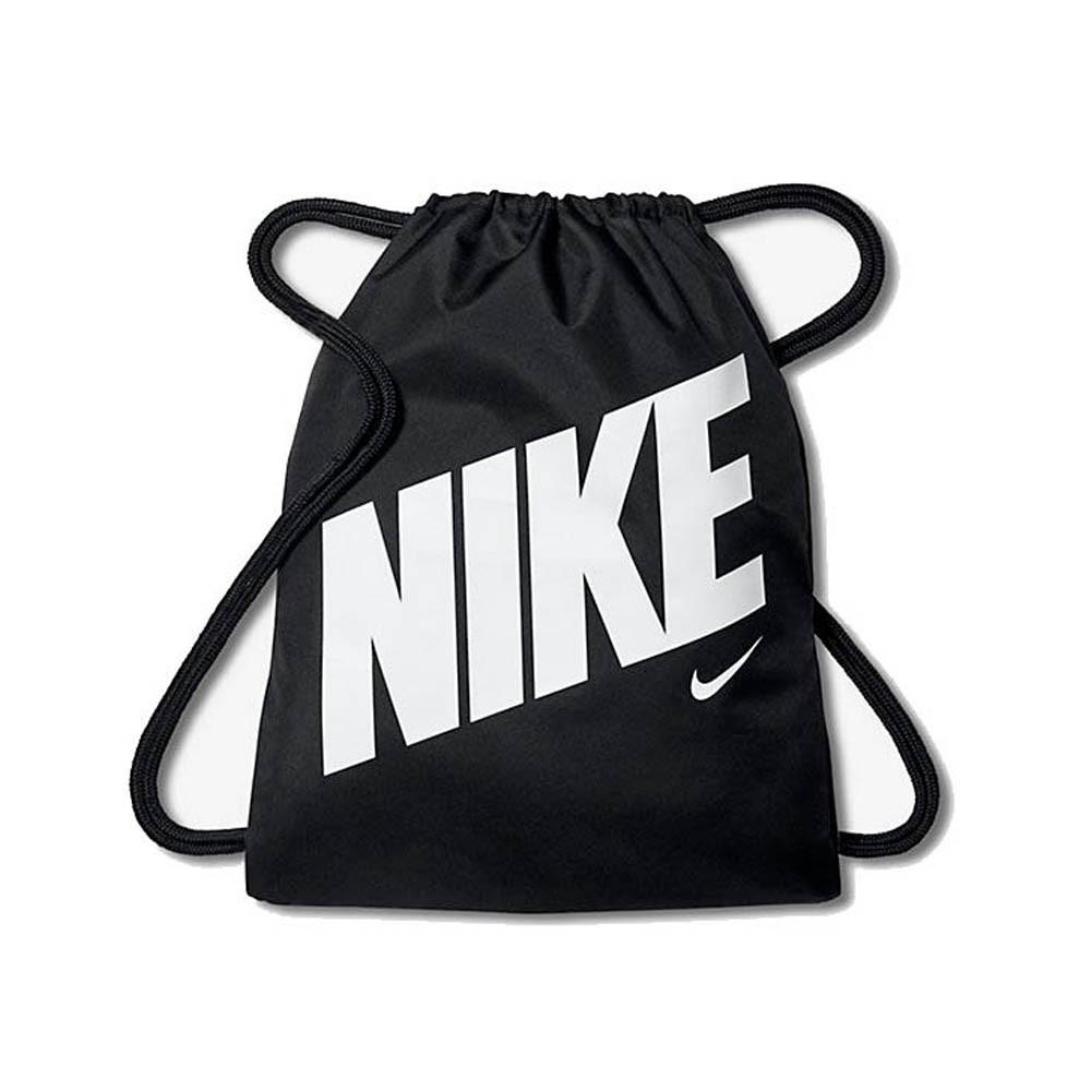 Bolsa Nike Gymsak Negro-Blanco