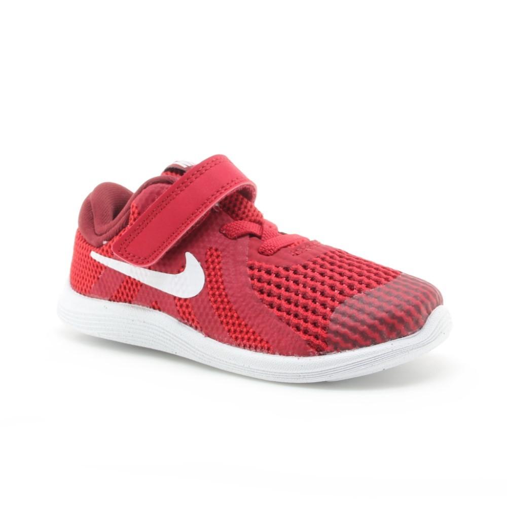 Nike zapatillas Revolution 4 Rojo