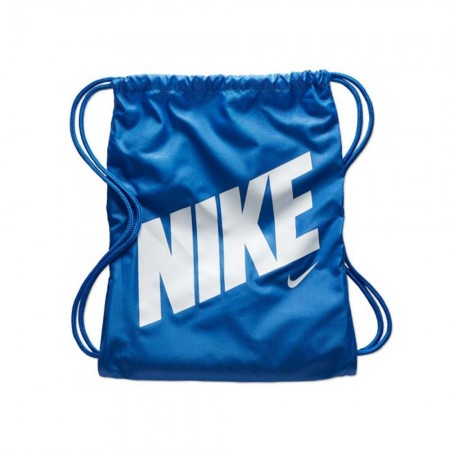 Bolsa Nike Gymsack AOP Azul