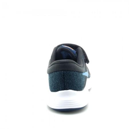 Zapatillas Nike Revolution Negro-Azul J