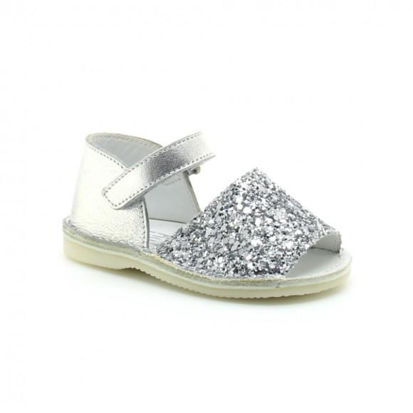 Oh my toe 4729 gliter plata
