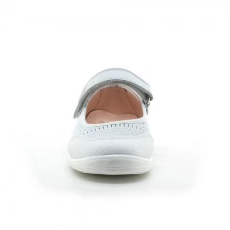 Merceditas de niña pablosky 035205 Blanco