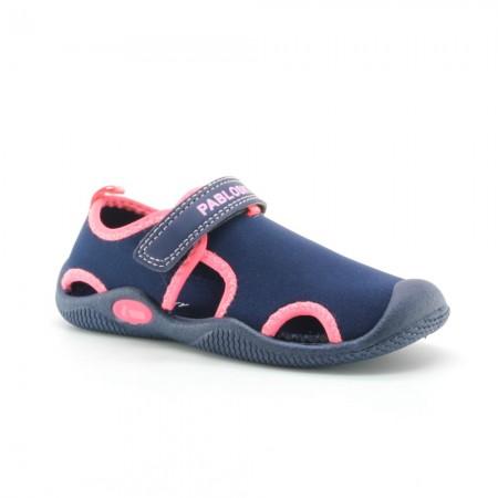 Sandalias de agua Pablosky 95070SA Azul
