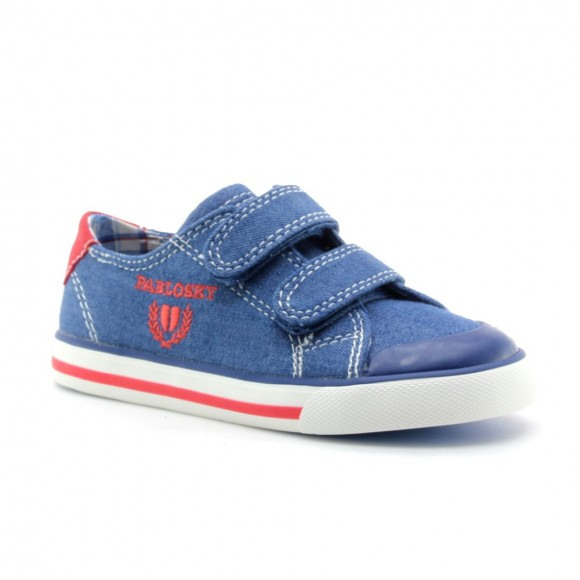 Zapatillas de lona Pablosky 938910 Tajano