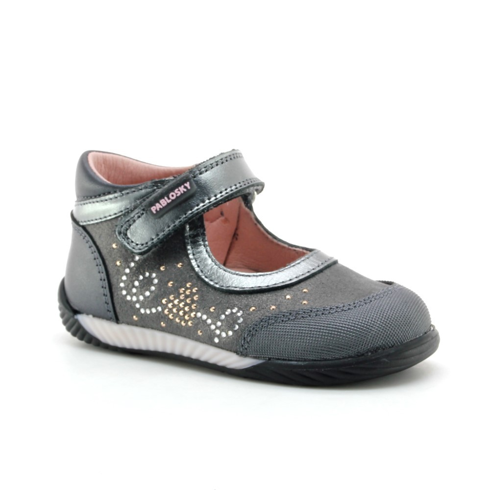 Zapatos Bebé Pablosky 036255 Gris