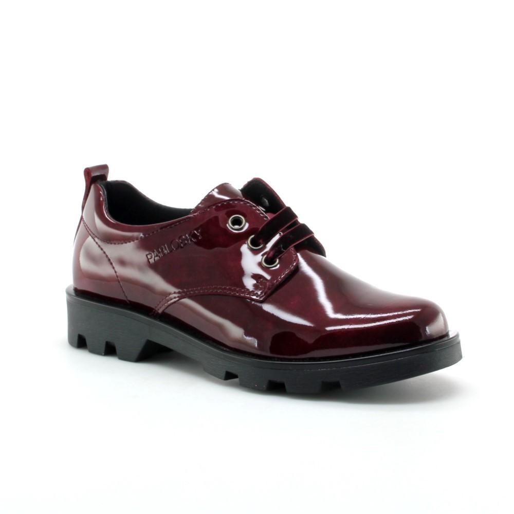 Zapatos charol Pablosky 326569 Granate