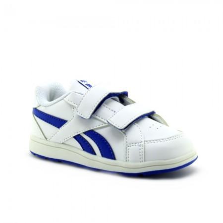 Zapatillas Reebok Royal Prime Blanco-Azul