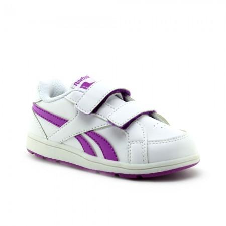 Zapatillas Reebok Royal Prime Blanco-Lila