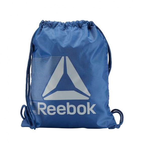 Bolsa Reebok Gymsack Azul