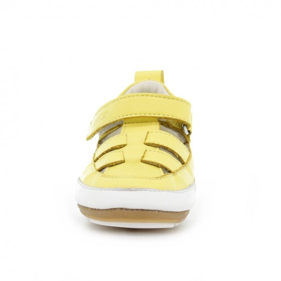 Zapatos bebé Robeez Miniz Amarillo