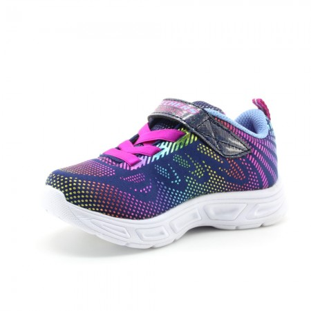 Zapatillas con luces Skechers 10959 Azul-Multicolor