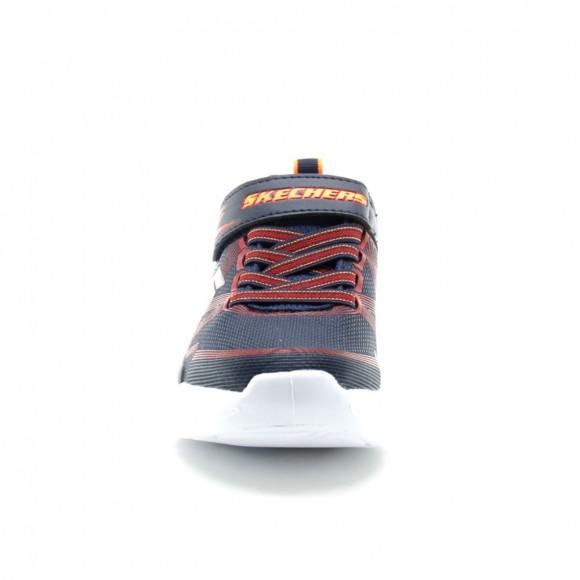 Skechers luces Flex-Glow Azul-Rojo