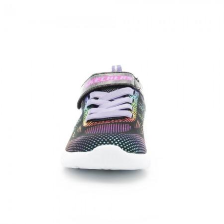 Zapatillas Skechers Go Run 600 Negro-Multi