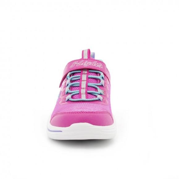 Zapatillas con luces Skechers Power Petals Fucsia