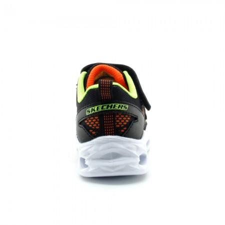 Zapatillas con luces Skechers Vortex Negro