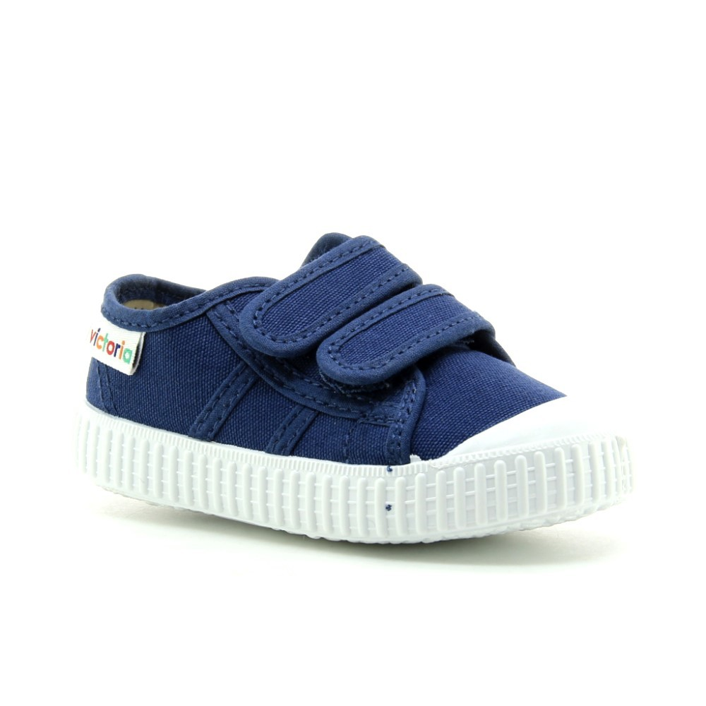 Zapatillas Victoria 136606 Azul