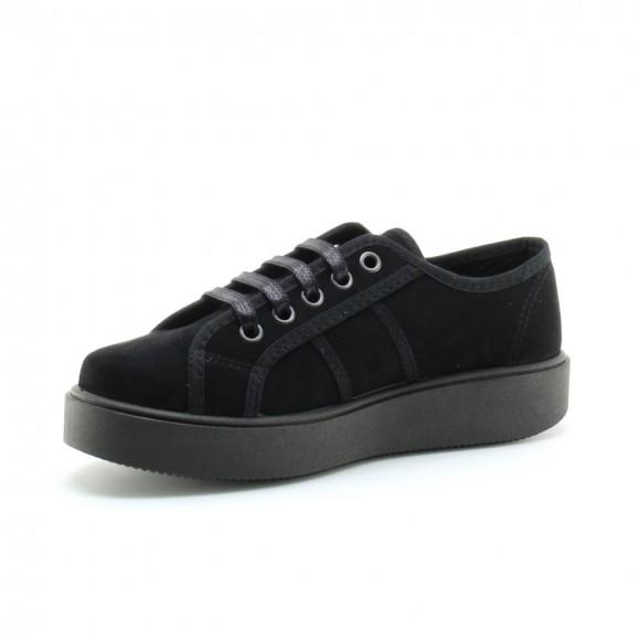 Zapatillas niña Victoria 1260116 Negro