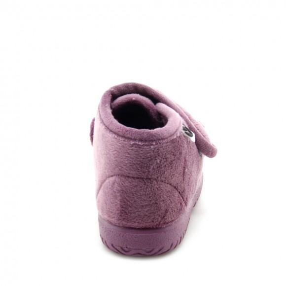 Zapatillas casa Victoria 105119 Lila