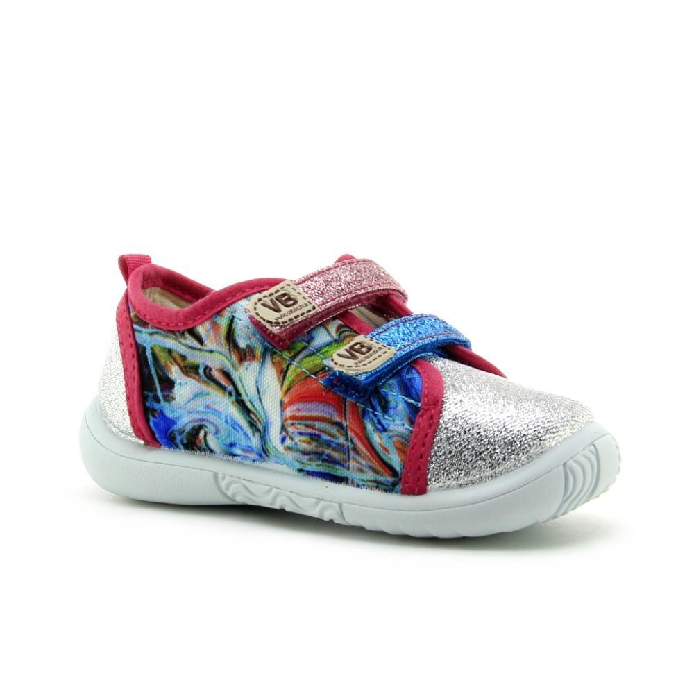 Zapatos lona V-Bicha Z-40 Fucsia