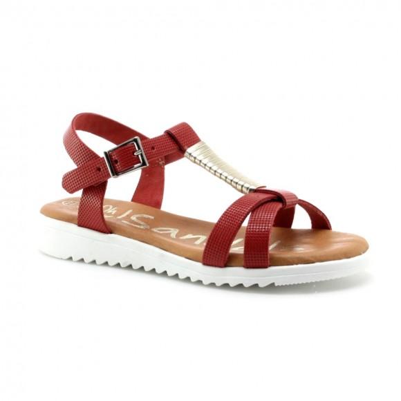 Sandals 3944 Rojo