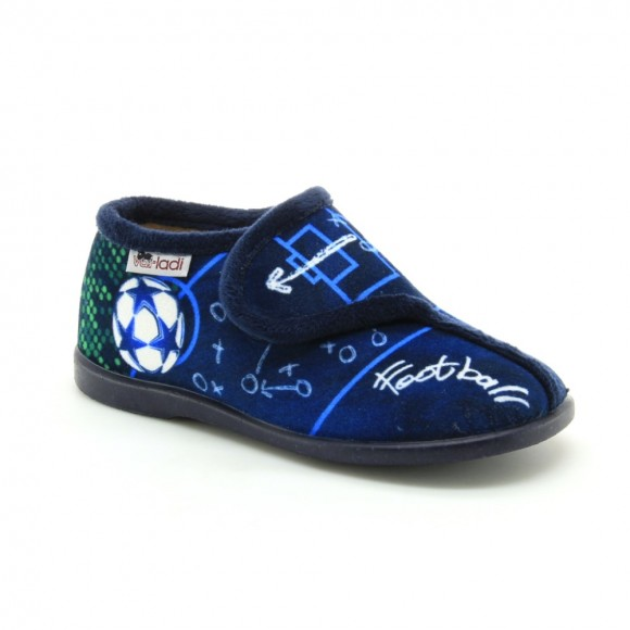 Zapatillas de casa Vulladi 1123-140 Azul