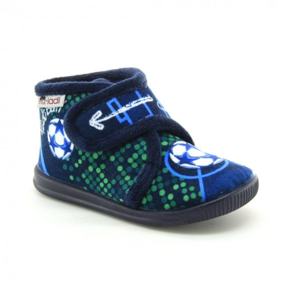 Zapatillas de casa Vulladi 1100-140 Azul