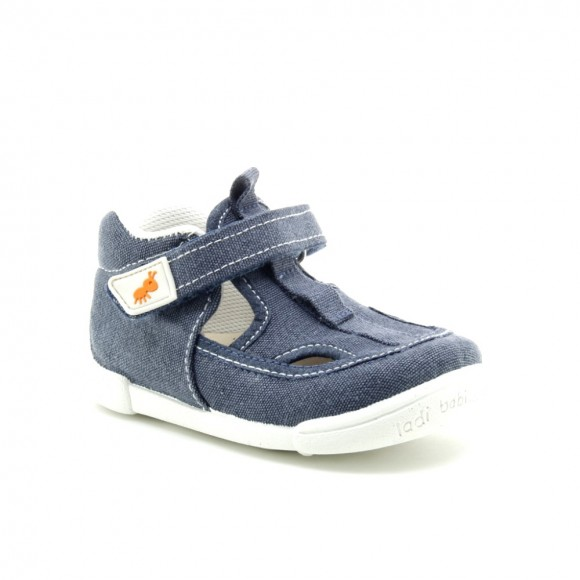 Sandalias de lona Vulladi 7778-558 Jeans