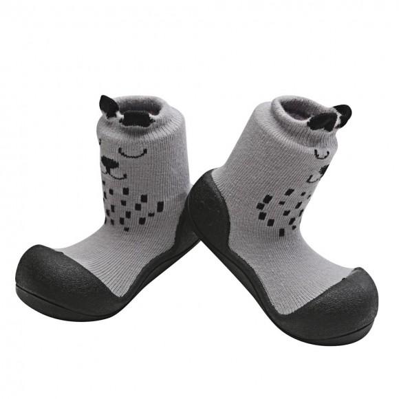 Attipas calcetines Cutie Gris