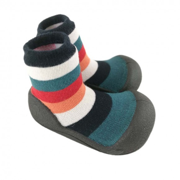Attipas calcetines Rainbow Multicolor
