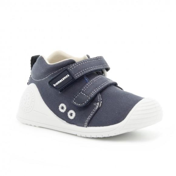 Zapatos de bebé Biomecanics 202210A Azul