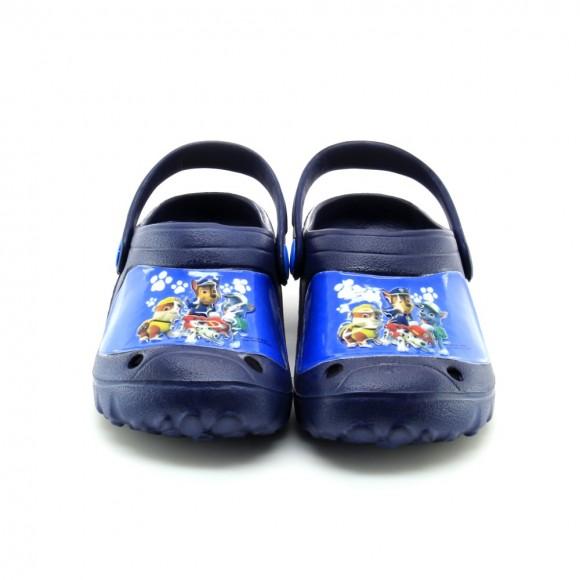 Sandalias agua Patrulla Canina Azul