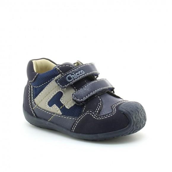 Zapatos bebé Chicco Get Azul