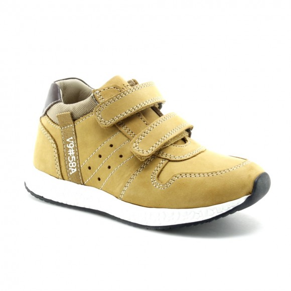 Botines Chicco Clisol Camel