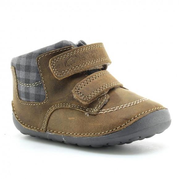 Zapatos Bebé Clarks Tiny Jay  Marrón