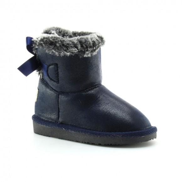 Botas de niña Conguitos 14027 Azul