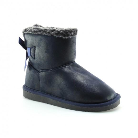 Botas de niña Conguitos 54254 Azul