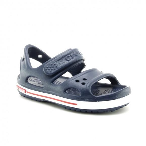 Crocs Crocband II Sandal Azul-Blanco