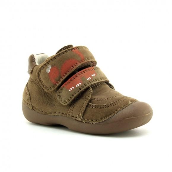 Zapatos D.D.step 015-111A Marrón