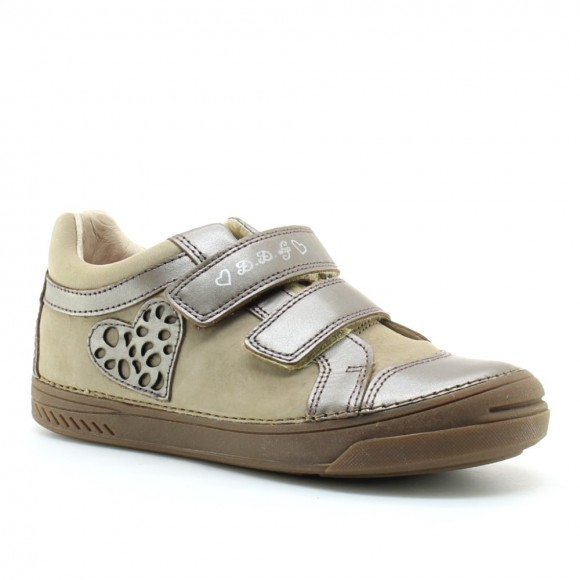 Zapatos D.D.step 040-10A Beige-Oro