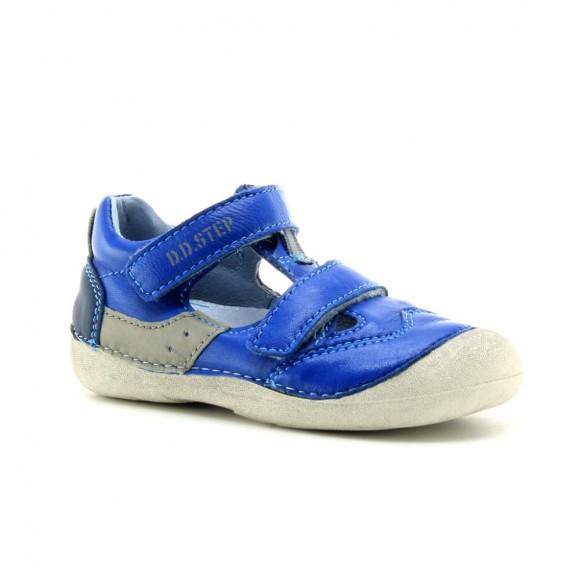 Sandalias Ddstep O15-123B Azul