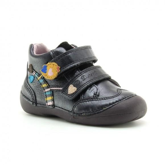 Zapatos de bebé D.D.Step 133 Gris